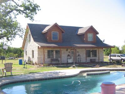 Austinstoneranch for Texas stone homes